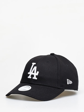 Czapka z daszkiem New Era League Essential 9Forty La Dodgers ZD Wmn (black/optic white)