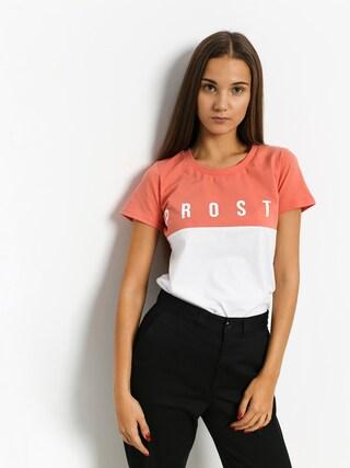 T-shirt Prosto Pudding (light pink/white)