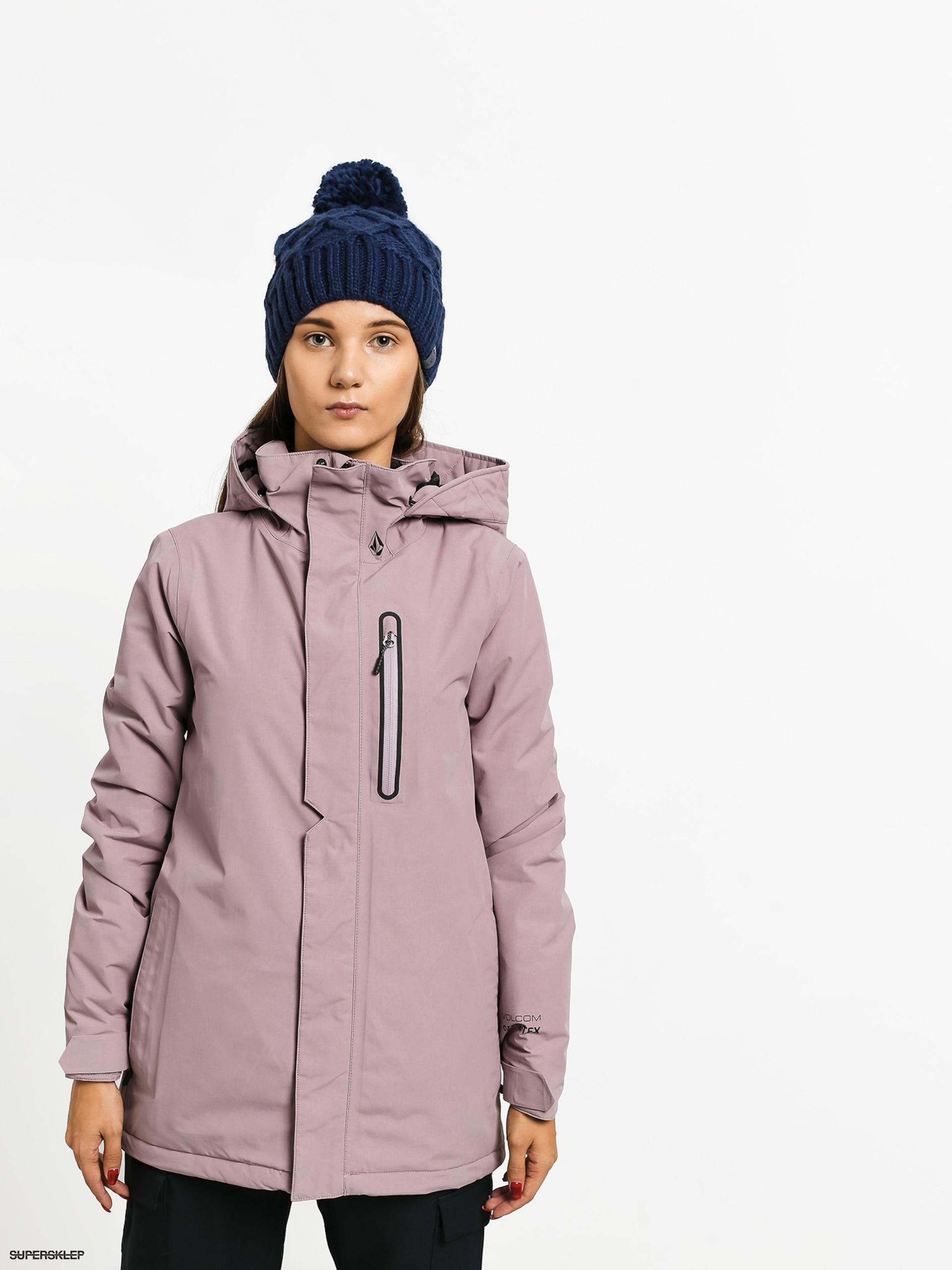 kurtka volcom narciarska damska