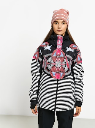 Kurtka snowboardowa Roxy Frozen Flow Wmn (active base)