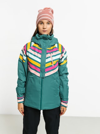Kurtka snowboardowa Roxy Frozen Flow Wmn (pop snow)
