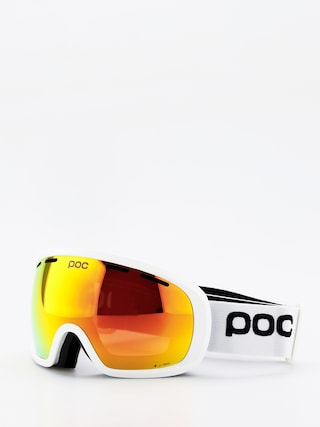 Gogle POC Fovea Clarity (hydrogen white/spektris orange)