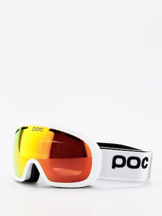Gogle POC Fovea Mid Clarity (hydrogen white/spektris orange)