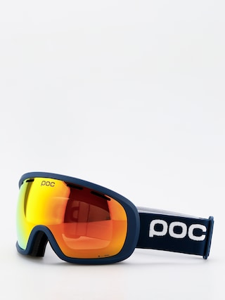 Gogle POC Fovea Clarity (lead blue/spektris orange)