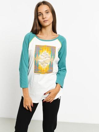 Koszulka Burton Ashmore Rgln Wmn (stowht/gbslat)