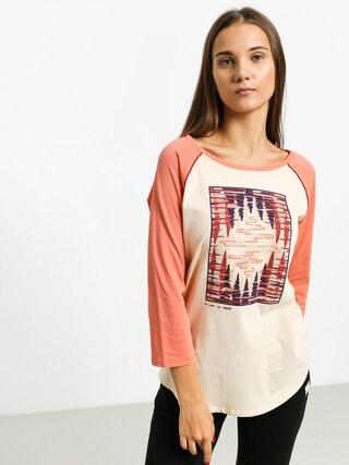 Koszulka Burton Ashmore Rgln Wmn (crmbru/crabap)