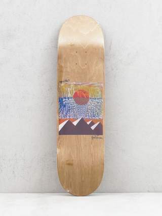 Deck Youth Skateboards Pyramids (light brown)