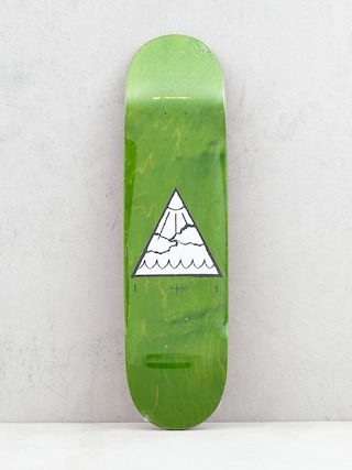 Deck Youth Skateboards Triangle Logo (green)