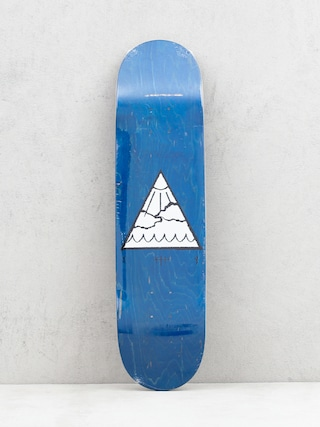 Deck Youth Skateboards Triangle Logo (blue)