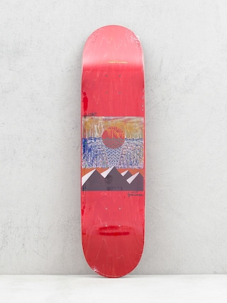 Deck Youth Skateboards Pyramids (red)