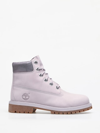 Buty zimowe Timberland 6 In Premium (light grey nubuck)