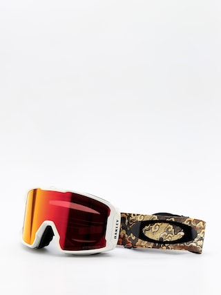Gogle Oakley Line Miner (red/prizm snow torch iridium)