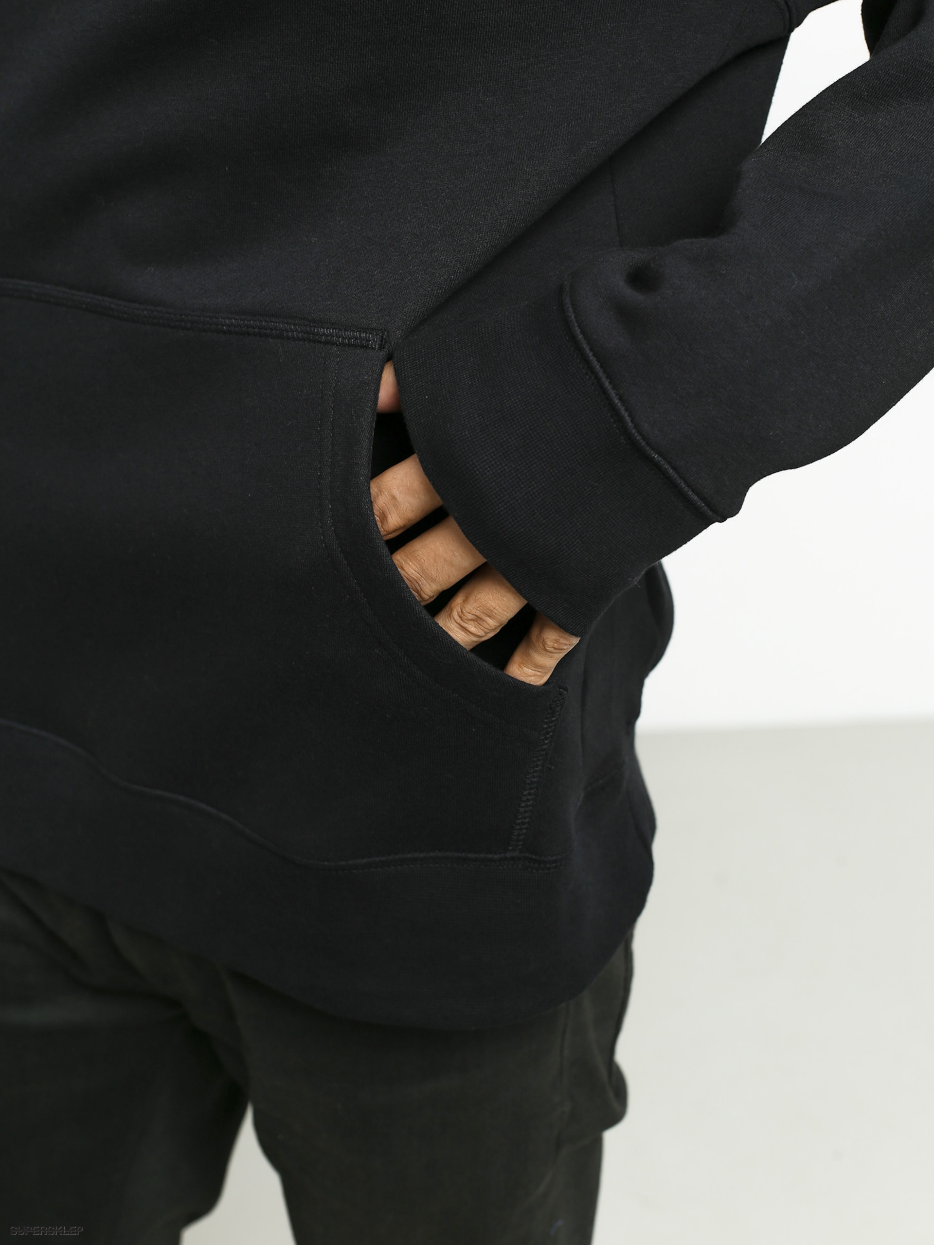 Bluza z kapturem Nike SB Embroidery HD (blacksummit white)