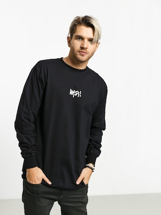 Longsleeve MassDnm Signature Small Logo (black)
