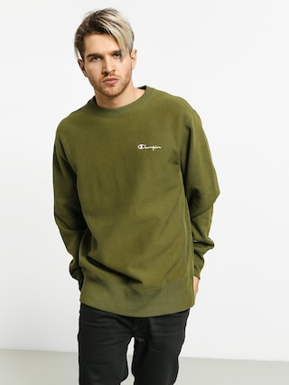 Bluza Champion Reverse Weave Crewneck Left Chest Logo (cpo)