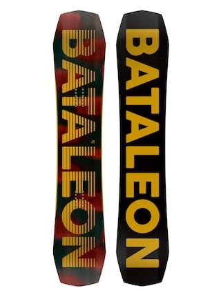 Deska snowboardowa Bataleon Global Warmer (black/brown)