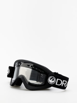Gogle Dragon DX (black/clear)