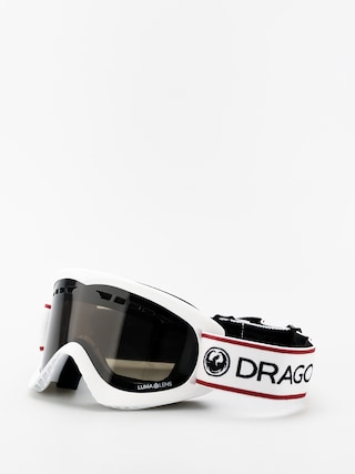 Gogle Dragon DX (retro/lumalens dark smoke)