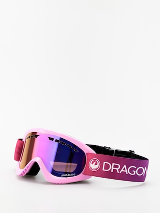 Gogle Dragon DXS (candy/lumalens purple ion)