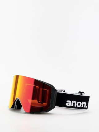 Gogle Anon Sync (black/sonar red)