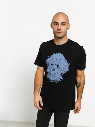 T-shirt Volcom Travis Millard Fa (blk)