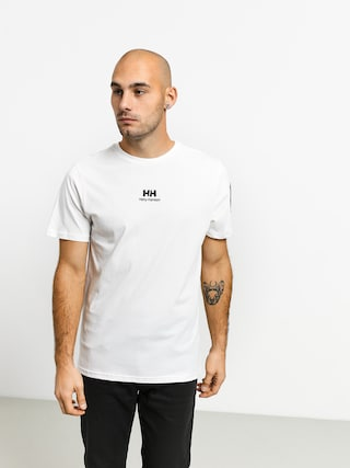 T-shirt Helly Hansen Twin Logo (white)