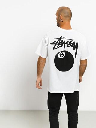 T-shirt Stussy 8 Ball (white)