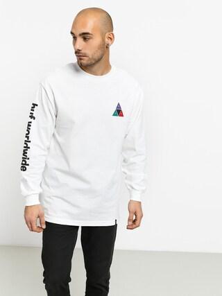 Longsleeve HUF Prism (white)