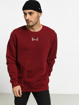 Bluza Stoprocent Smalltag (burgundy)