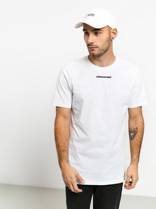 T-shirt Stoprocent Simplecut (white)
