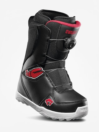 Buty snowboardowe ThirtyTwo Lashed Crab Grab Boa (black/red/white)