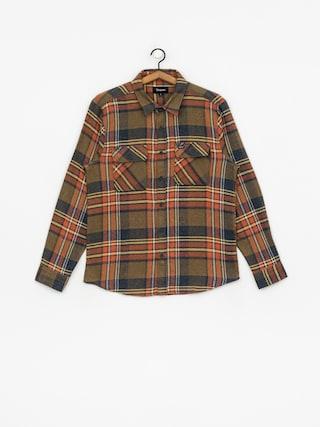 Koszula Brixton Bowery Flannel Ls (sage)