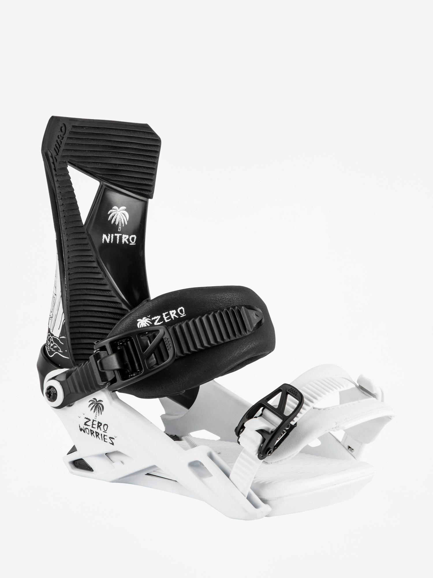 Wiu0105zania snowboardowe Nitro Zero (zero worries ii)