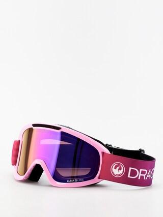 Gogle Dragon DX2 (candy/lumalens purple ion/lumalens amber)