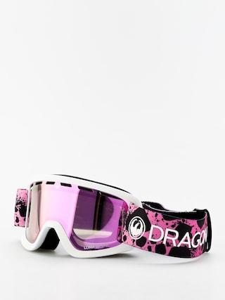 Gogle Dragon Lil D (dart pink/lumalens pink ion)
