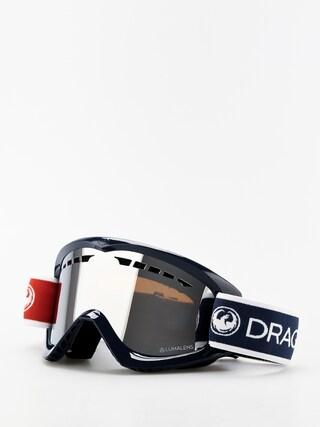 Gogle Dragon DX (designer/lumalens silver ion)