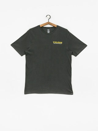 T-shirt Volcom Tv Demo (black)