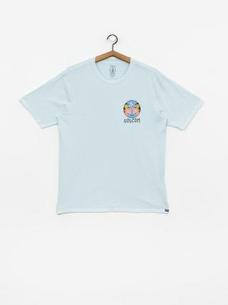 T-shirt Volcom Mirror Mind (pale blue)