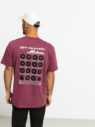 T-shirt Carhartt WIP Motown Orderform (dusty fuchsia)