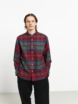 Koszula Stussy Classic Oxford (red plaid)