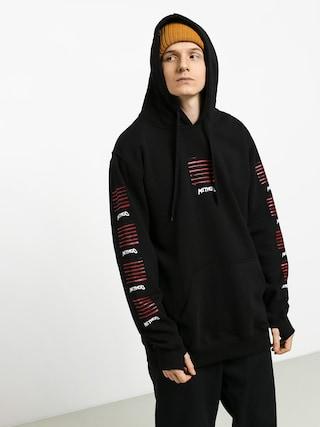 Bluza z kapturem Method Scanner HD (black)
