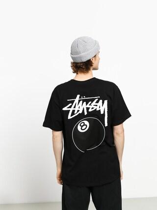 T-shirt Stussy 8 Ball (black)