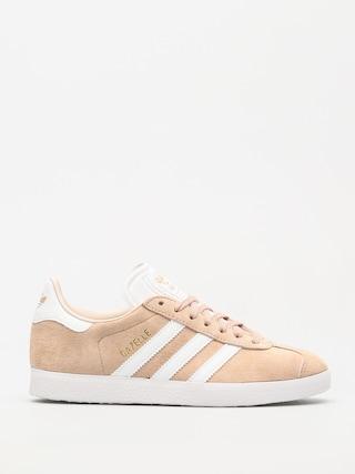 Buty adidas Gazelle Wmn (ashpea/ftwwht/linen)