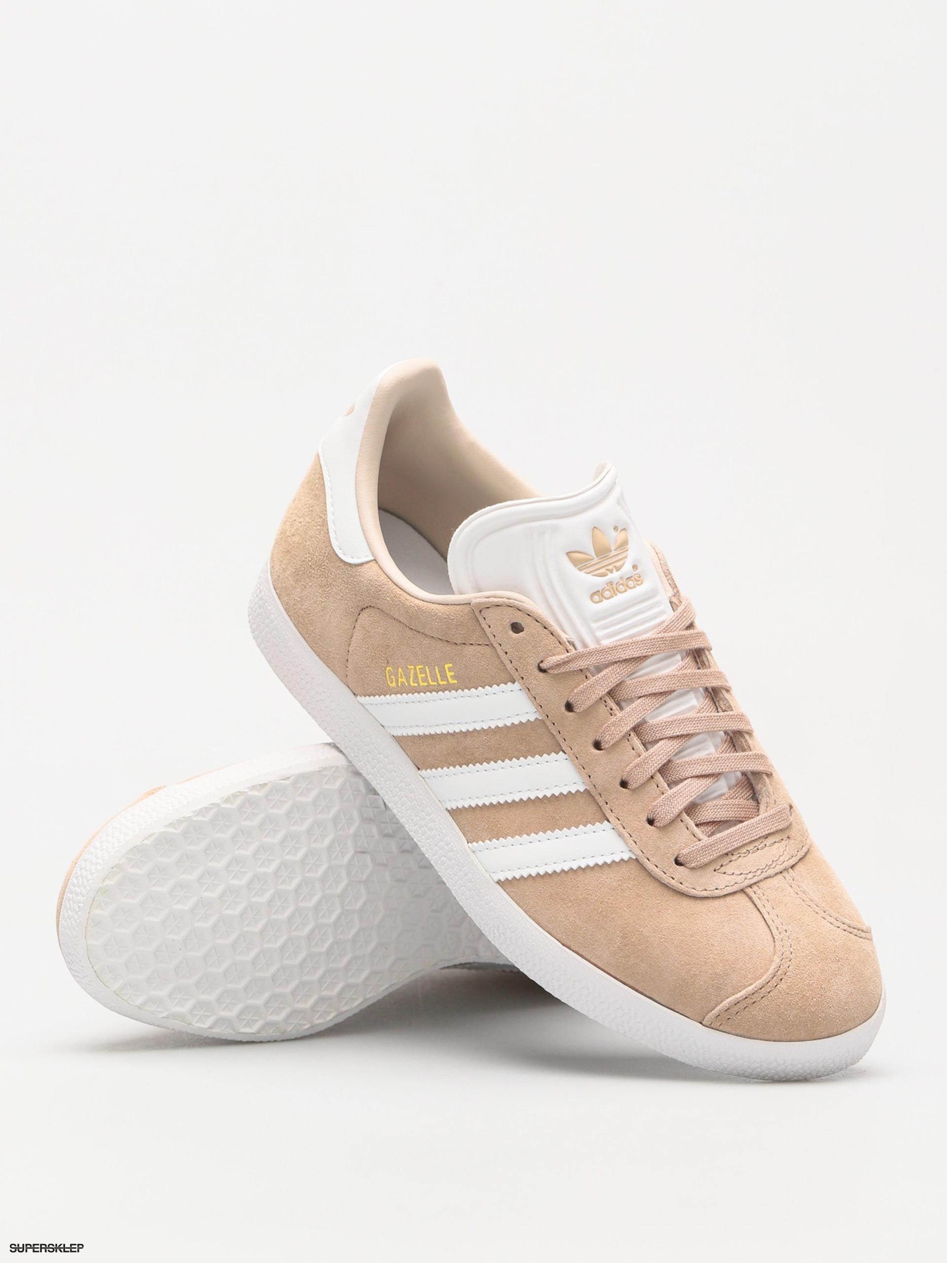 Buty adidas Gazelle Wmn (ashpeaftwwhtlinen)