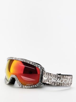 Gogle Dragon D3OTG (blizzard/lumalens red ion/lumalens amber)