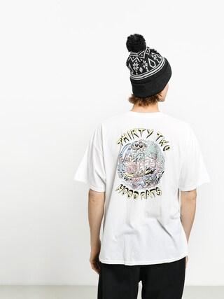 T-shirt ThirtyTwo Hoodrats Ski (white)