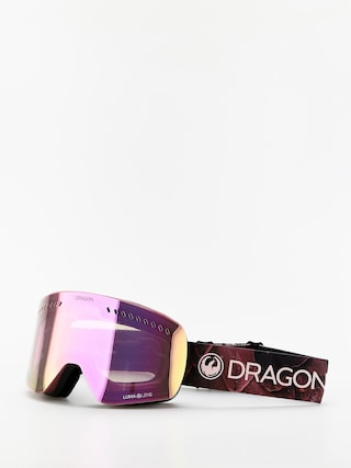 Gogle Dragon NFXS (rose/lumalens pink ion/lumalens rose)