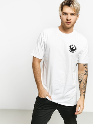 T-shirt Dragon Icon Staple Line (white)