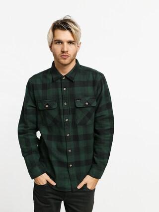 Koszula Brixton Bowery Flannel Ls (black/green)