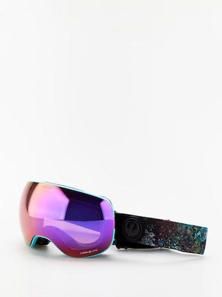Gogle Dragon X2 (abalone/lumalens purple ion/lumalens amber)